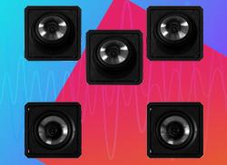 Caixas de Som de Embutir para Home Theater | Audio Prime