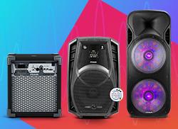 Saiba Mais sobre Caixa de Som Multiuso | Audio Prime