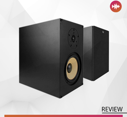 Review Completo Caixa Acústica AAT Rakt BSF-100 Frontal Para Home Theater
