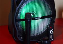 Caixa de Som Amplificada Multiuso CM 600
