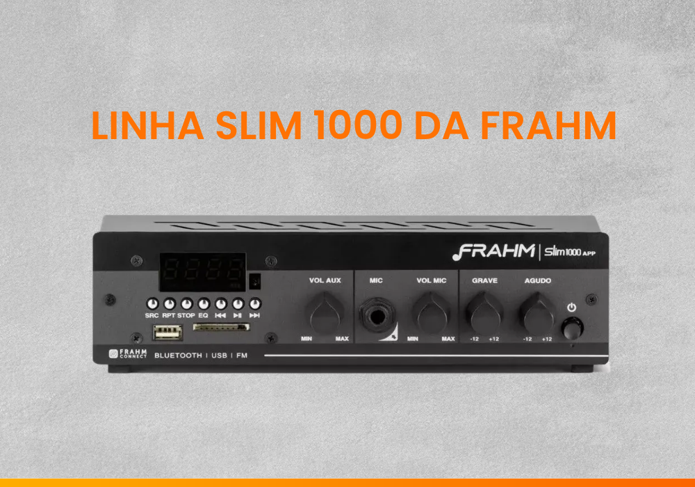 [REVIEW] Linha Slim 1000 da Frahm