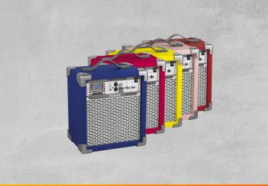 Saiba Mais sobre Caixa de Som Multiuso   Audio Prime