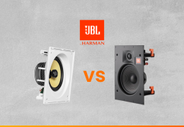JBL CI ou JBL Arena, qual a melhor?