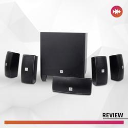 Unboxing e review kit home theater 5.1 JBL Cinema 610 – Descubra toda a versatilidade do equipamento