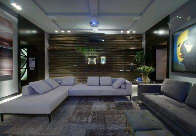 Instalação de 3 ambientes com 6 caixas de som ambiente potente   Audio Prime