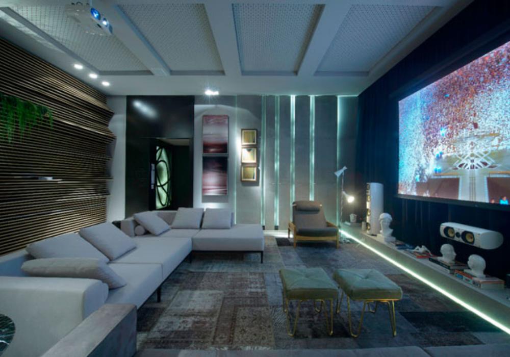 Qual o melhor home theater?