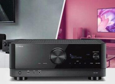 Novos receivers Yamaha RX-V4A e RX-V6A | Home Theater 2021